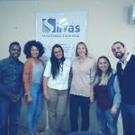 colaboradores da Aliança de Misericórdia e Grupo Silvas