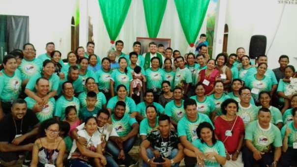 Todos os participantes do Caná