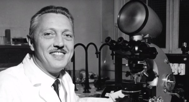 Jerome Lejeune geneticista-pró vida e servo de Deus.
