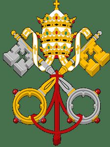 escudo do vaticano