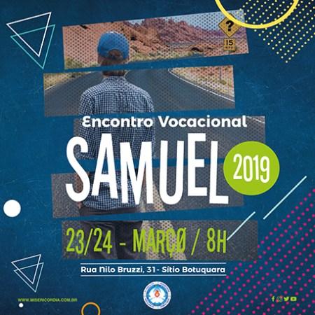 Encontro Vocacional Samuel 2019