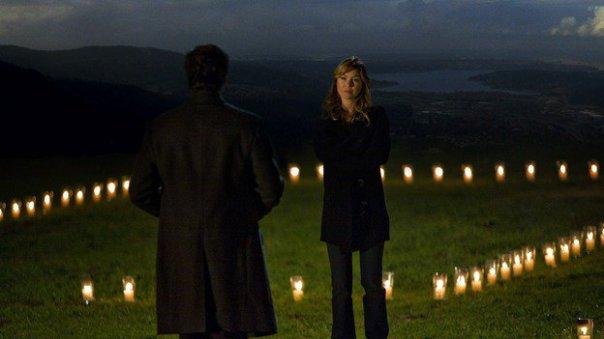 Grey's Anatomy-Cena da Casa de velas