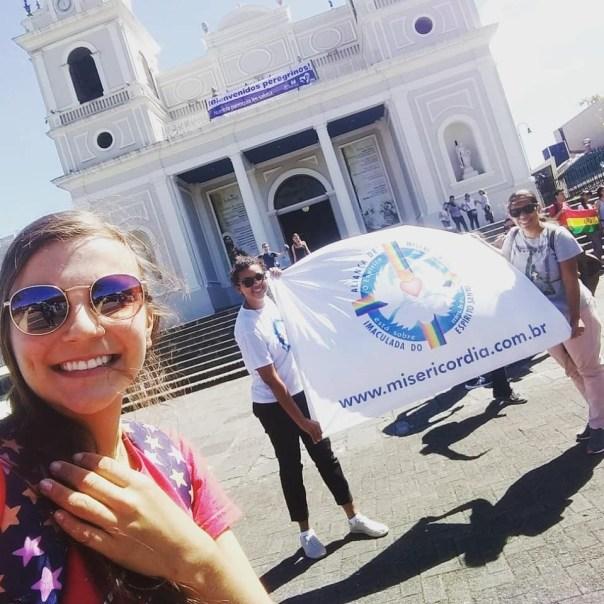 Representantes da Aliança-JMJ Panamá.