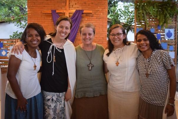 missionárias celibatárias