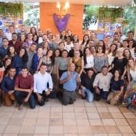 Membros do Movimento no Cariri.