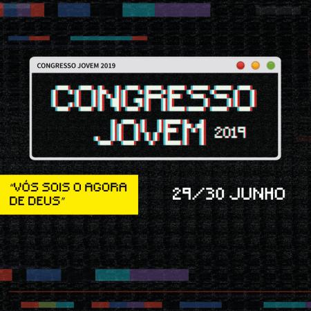 Congresso Jovem 2019 @ Centro de Evangelização   São Paulo   Brasil