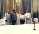 Missa de Ação de Graças por novo galpão do Grupo Silvas.