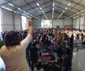 Domingo de Congresso das Mulheres