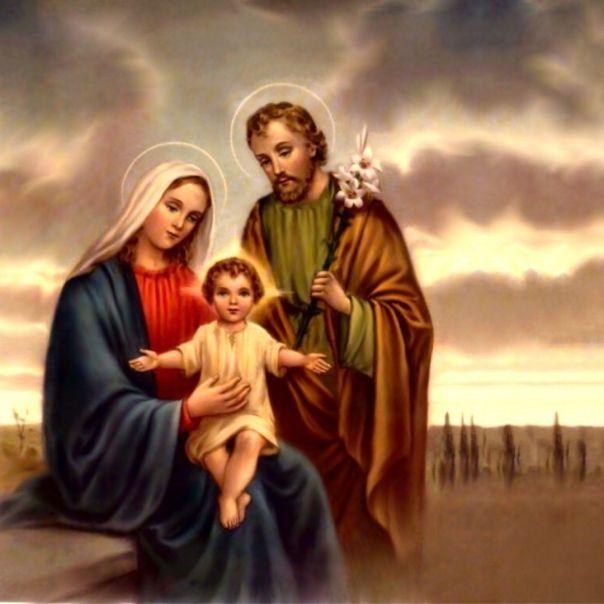 A Sagrada Família nos prepara para a Quaresma