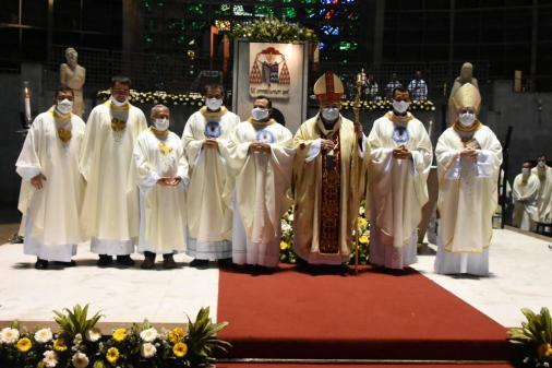 Ordenação Presbiteral - Clero
