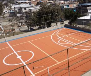 Inauguração de quadra poliesportiva em Senador Camará gera gratidão e esperança