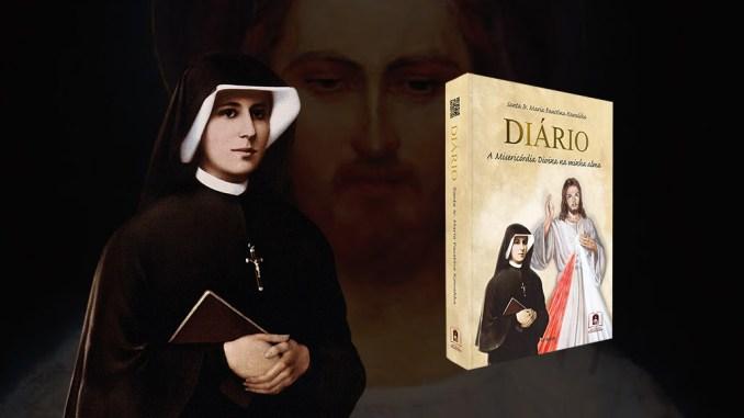 Diário escrito por Santa Faustina