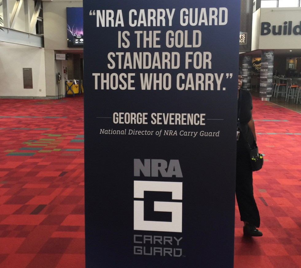 Is the NRA Carry Guard the gold standard in training?