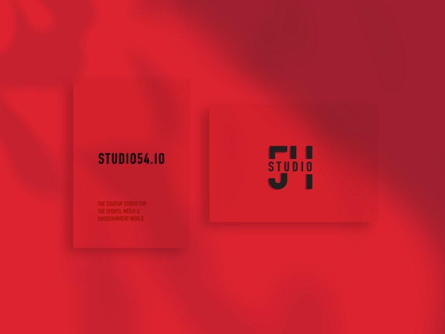 studio 54 branding
