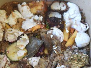 wie man Bokashi kompostiert