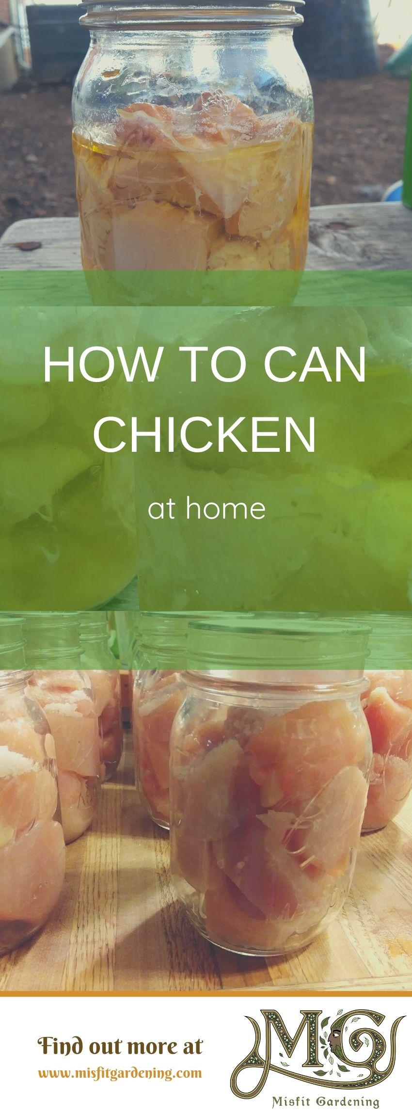 Finden Sie heraus, wie man zu Hause Hühnerbrust macht. Klicken Sie hier, um mehr zu erfahren, oder stecken Sie es fest und speichern Sie es für später. #reservieren #homestead