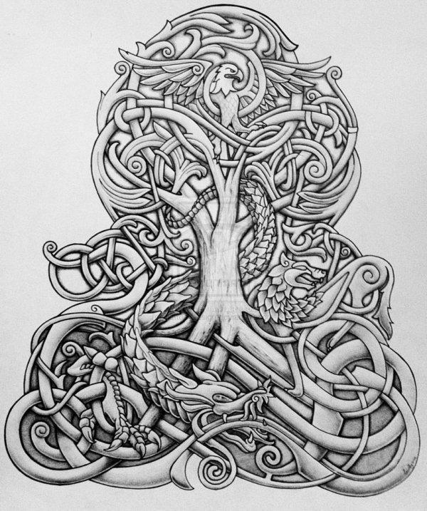 Spirit Trees Misfitsandheroes