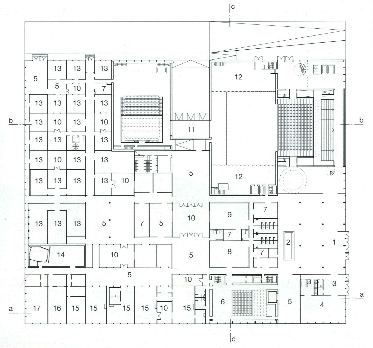 The things architects do 3 sanaa misfits 39 architecture for Architect floor plans