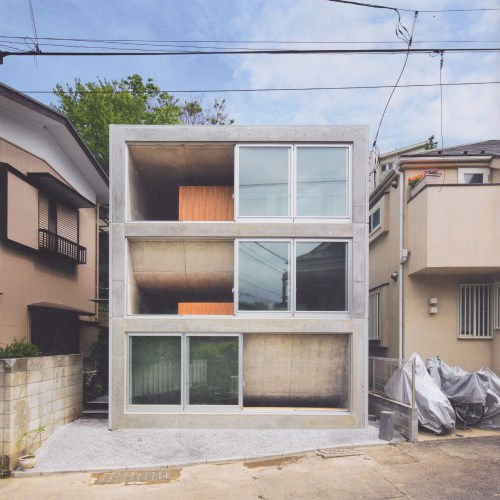 Takeshi Hosaka house