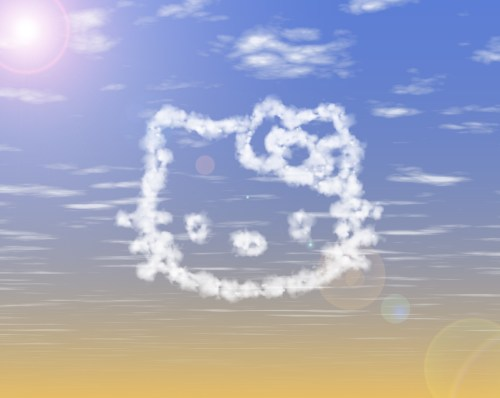 Skywriting-Hello-Kitty