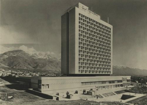 Teheran Hilton 1965