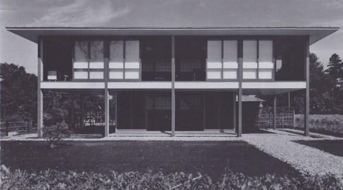 Kugayama 1954 view
