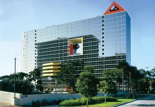 The Atlantis Condominium, Miami, Florida, 8007