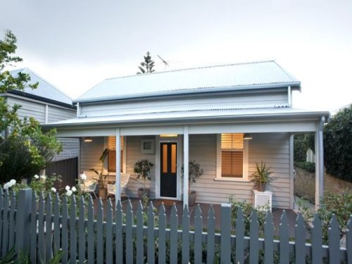 mosman park cottage