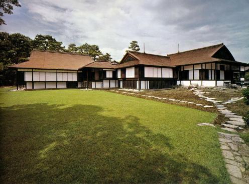 桂離宮 Katsura Imperial Villa (aka Katsura Detached Palace)