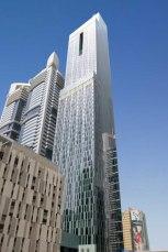Rolex Tower, Dubai, SOM, 2010