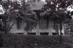 Hakone Jumokuen Rest Pavilion, Hakone, Kanazawa Prefecture, Japan 1971