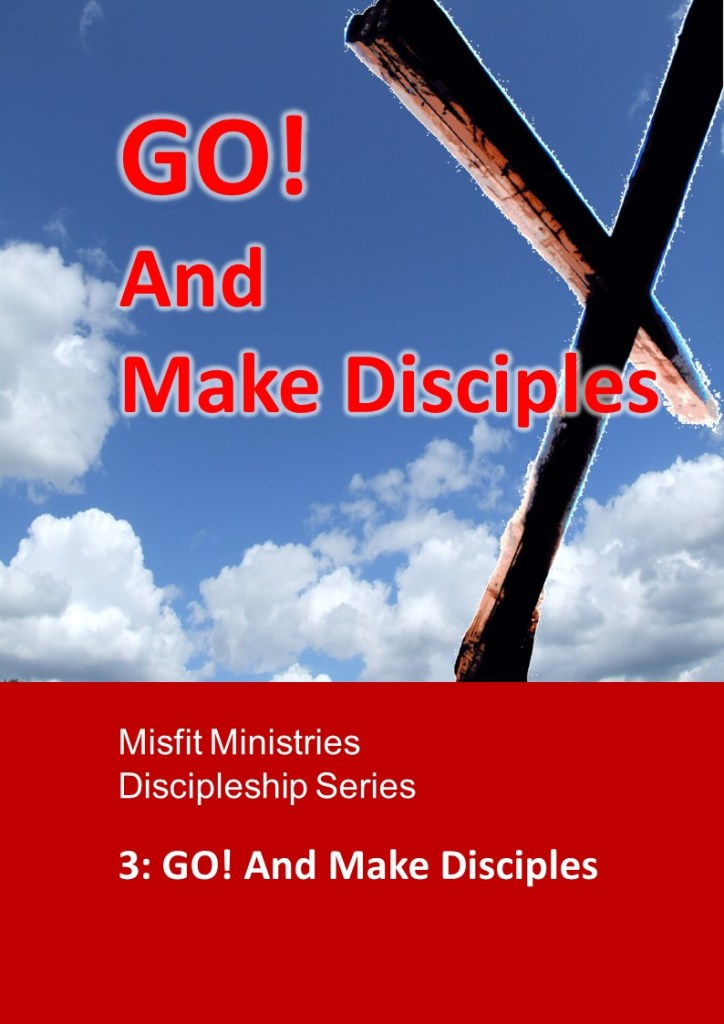 GO! And Make Disciples - pdf version