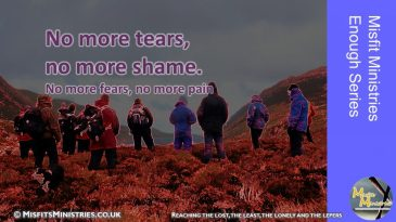 Enough Series - 6. No more tears, no more shame