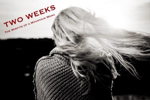 Two Weeks-Pinterest