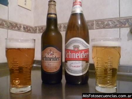 Cerveza Schneider Fuerte