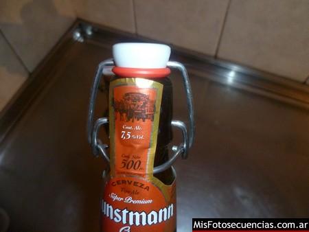 Cerveza Kunstmann Gran Torobayo
