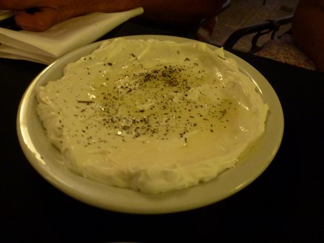 Degustación en Sofra Restaurant Árabe