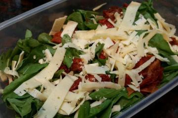 Cuatro ensaladas para llevar a un asado