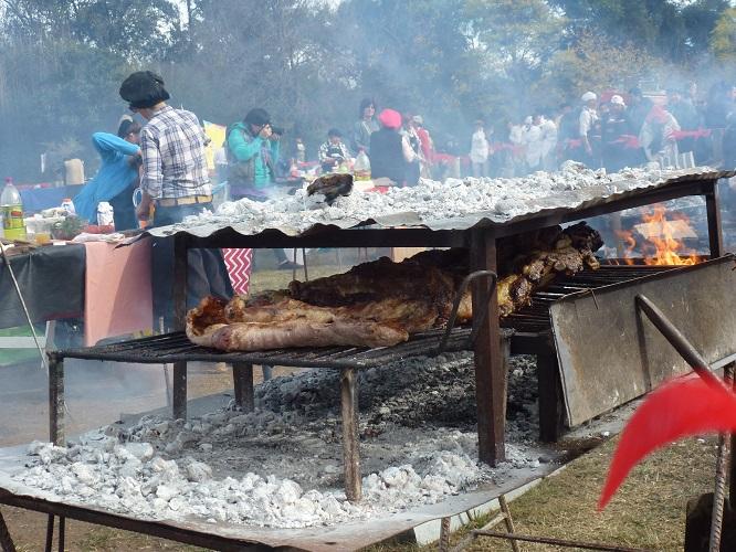 Certamen asadoras argentinas