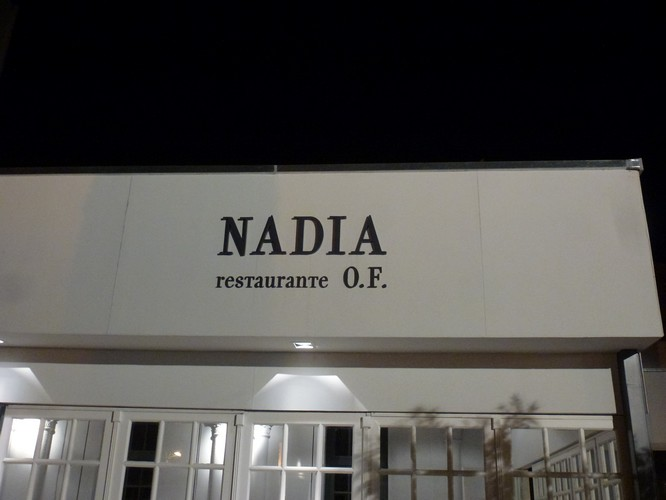 Menú de seis pasos en Nadia O.F. en Mendoza