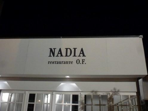 Menú del 19 al 25 de septiembre en Nadia o.F.