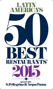 Llega Latin America 50 Best Restaurants 2015