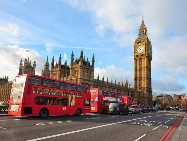Buscando opciones para un viaje a Londres