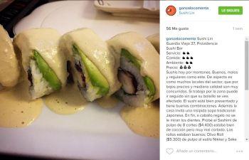 Instagram como plataforma para reseñas gastronómicas