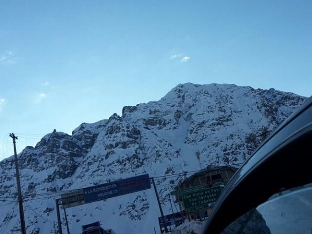 Tips para un viaje en auto a Chile