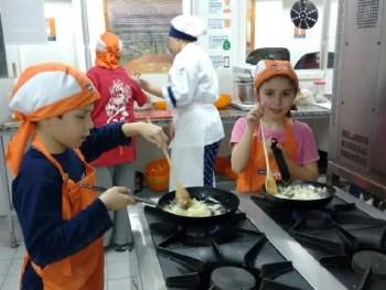 Curso para Mini Chefs en Córdoba