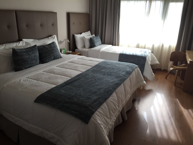 Dazzler Hotel Asunción