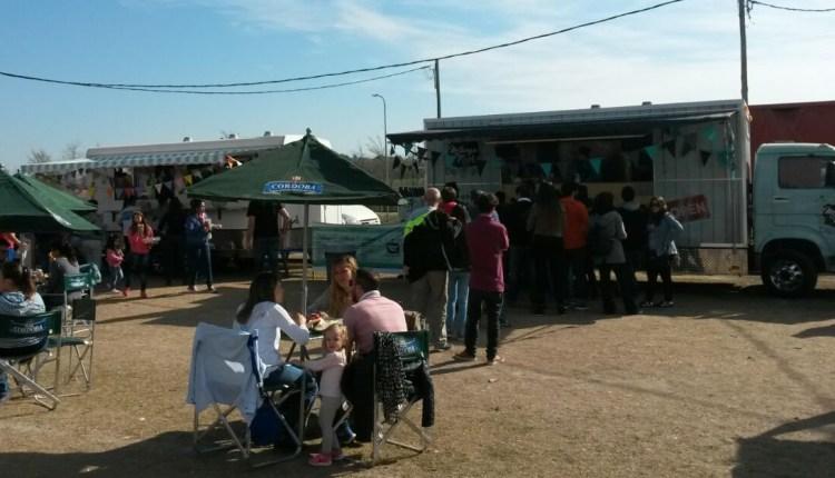 Pasó Los Reartes Food Truck