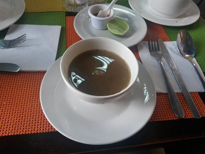 Comer en Cartagena de Indias