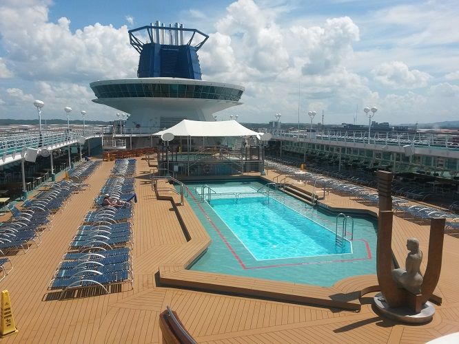 Navegando el caribe con Pullmantur Cruceros